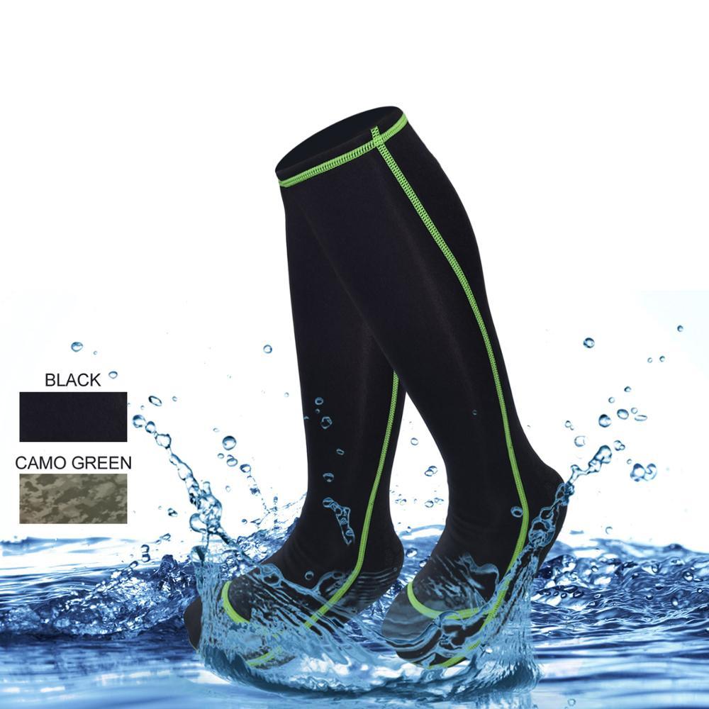 F Riverruns Frictionless Wading Socks Neoprene Wet-suit Wader socks for Men and Women Outdoor Fishing Surfing Wakeboarding.